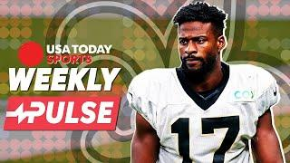 NFL marches successfully into Week 2, Emmanuel Sanders stops by to break it all down | Weekly Pulse