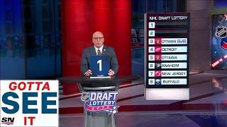 GOTTA SEE IT: Placeholder Team Shockingly Awarded First Overall Pick In 2020 NHL Draft