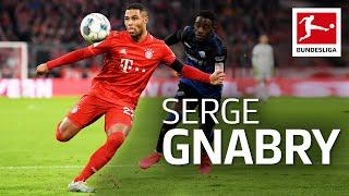 Best of Serge Gnabry - Best Goals, Assists, Skills and More