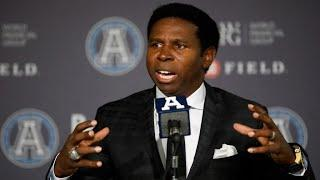 Toronto Argonauts GM Michael 'Pinball' Clemons On Social Injustice | Tim & Sid