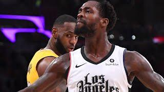 """LeBron James Destroys Pat Beverley, Lou Williams For """"Talking S**T """" All Year Only To Blow 3 1 Lead"""