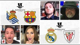 IRRESPONSABLE? Barcelona, Real Madrid y el compromiso de la Supercopa de España. | Exclusivos
