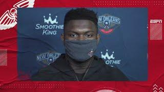 Zion Williamson is ready to showcase skills that he couldn't during his rookie season | NBA on ESPN