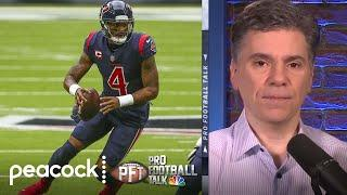 How did it all go so wrong for Texans with Deshaun Watson? | Pro Football Talk | NBC Sports