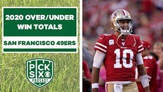 Analyzing San Francisco 49ers Win Totals | Pick Six Podcast