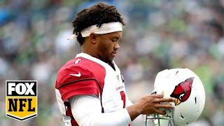 Kyler Murray on using his platform and what he's learned through the pandemic   QB7   FOX NFL