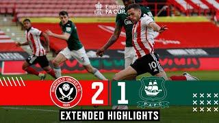Sheffield United 2-1 Plymouth Argyle | Extended FA Cup highlights
