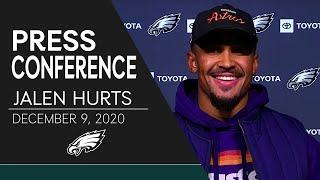 """Jalen Hurts: """"I Just Want to Take Advantage of the Opportunity"""" 