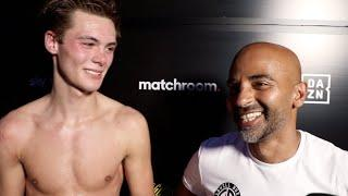 'I HAVE ROWS WITH EDDIE - IT'S BOXING' - HOPEY PRICE & DAVE COLDWELL ON WEIGH-IN BEEF / REACT TO WIN