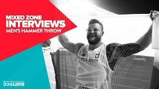 Men's Pole Vault Interviews | World Athletics Championships Doha 2019