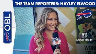 The Team Reporters | Hayley Elwood Joins Maddy Glab | One Bills Live