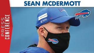 Sean McDermott Says Team Will Continue to Evolve and Grow | Buffalo Bills