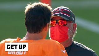 Is there trouble in Tampa between Tom Brady and Bruce Arians? | Get Up