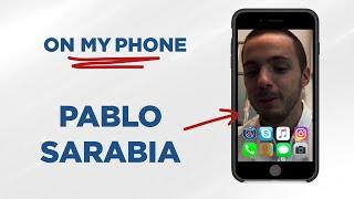 Pablo Sarabia | On my phone