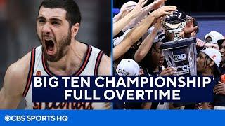 Ohio State vs Illinois FULL OVERTIME [BIG TEN CHAMPIONSHIP HIGHLIGHTS] | CBS Sports HQ