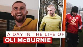 OLI MCBURNIE | A Day in the Life of the Sheffield United Striker and  Premier League footballer.