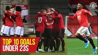 Stories of 19/20 | Top 10 U23 Goals | The Academy | Manchester United