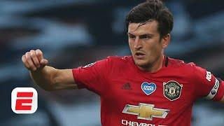 Should England be concerned if Man United's Harry Maguire is their top CB at Euro 2020? | ESPN FC