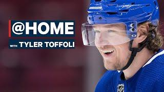 Tyler Toffoli's Brief Time with Canucks Leaves Lasting Impression | @Home