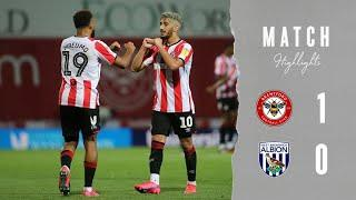 MATCH HIGHLIGHTS | Brentford 1 West Bromwich Albion 0 | Sky Bet Championship