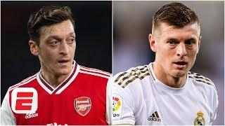 Unai Emery criticises Mesut Ozil's attitude, Toni Kroos brushes away Premier League move | ESPN FC