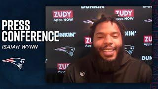 Isaiah Wynn: The key to reaching the next level is consistency | Press Conference