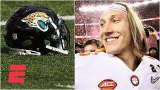 Why the Jaguars need to make sure Trevor Lawrence is a good fit   Keyshawn, JWill & Zubin