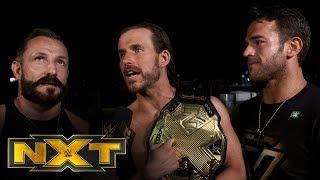 Adam Cole relishes another successful title defense: NXT Exclusive, May 6, 2020