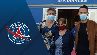 "Via la CNAPE ""le Paris Saint-Germain donne du rêve aux enfants"" ️"