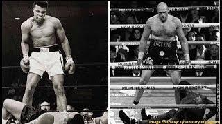 TYSON FURY TALKS FORMER HEAVYWEIGHT LEGENDS! - INCLUDING MUHAMMAD ALI, MIKE TYSON & MICHAEL SPINKS