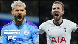 Pick a striker: Manchester City's Sergio Aguero or Tottenham's Harry Kane | ESPN FC Extra Time