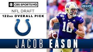 Jacob Eason lands in PERFECT spot to learn under QB Philip Rivers with Colts | 2020 NFL Draft