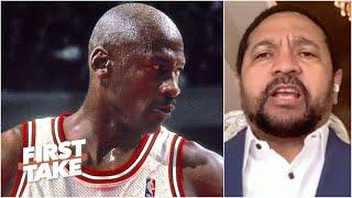 Mark Jackson talks Pacers vs. Bulls rivalry, 'The Last Dance' & the Knicks | First Take