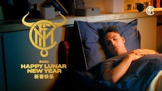 HAPPY LUNAR NEW YEAR from INTER and LAUTARO MARTINEZ!  ##InterCNY [SUB ENG+ITA]