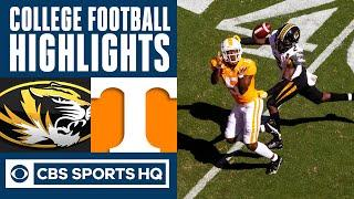Missouri vs #21 Tennessee Highlights: The Vols continue streak with 8th win in a row | CBS Sports HQ