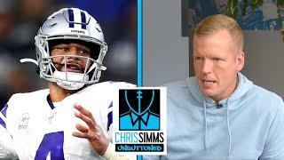 Chris Simms makes his award picks for 2020 NFL season | Chris Simms Unbuttoned | NBC Sports