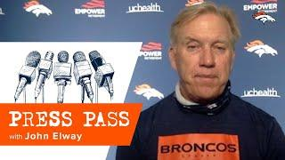 Elway: Handling of COVID-19 could determine on-field success