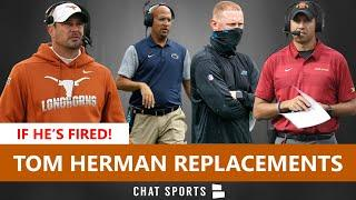 Texas Football Coaching Candidates: Top Options To REPLACE Tom Herman As Head Coach (If He's Fired)