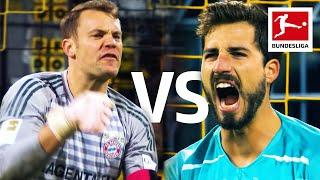 Manuel Neuer vs. Kevin Trapp | Goalkeeping Greats Go Head to Head