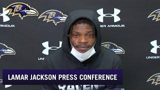 Lamar Jackson On Having Fun Again  | Baltimore Ravens