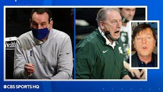Bracketology: Are Duke and Michigan State getting in? | CBS Sports HQ