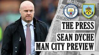SD ON INJURIES, CONTRACTS & PL RESTART | THE PRESS | Man City v Burnley 2019/20