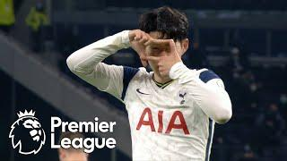 Heung-min Son stunner gets Tottenham in front of Arsenal | Premier League | NBC Sports