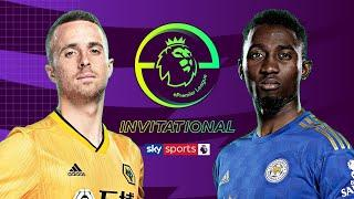 Diogo Jota  vs Wilfred Ndidi | Wolves vs Leicester City | EPL Invitational 2020