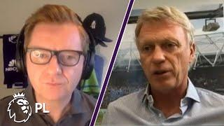 David Moyes supporting West Ham players | Inside the Mind with Arlo White | NBC Sports