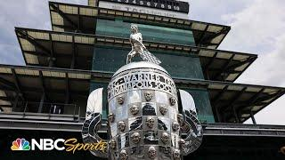 Indianapolis 500 is back home again in Indiana with 135,000 fans   Motorsports on NBC