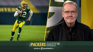 Aaron Rodgers' Leadership Powering Packers' Offense | Packers Daily