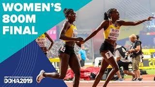 Women's 800m Final | World Athletics Championships Doha 2019