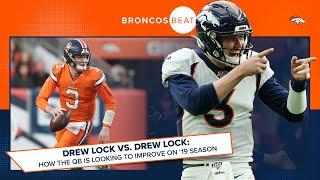 Drew Lock's biggest training camp competition is against ... Drew Lock? | Broncos Beat