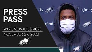 """Greg Ward: """"We Have to be Aggressive"""" on Offense 